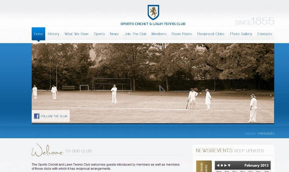 Oporto Cricket and Lawn Tennis Club